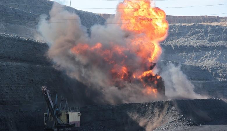 Две галереи углеподачи сгорели на обогатительной фабрике в Кузбассе
