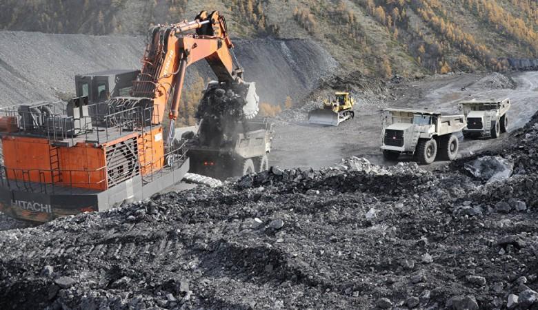 В Туве в 2018 г добыли рекордные 1,7 млн тонн угля