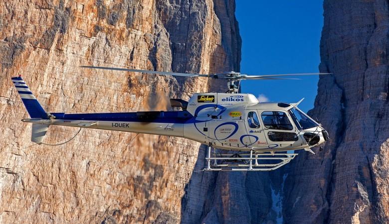 СК завел дело в связи с жесткой посадкой вертолета на склоне горы Белуха на Алтае