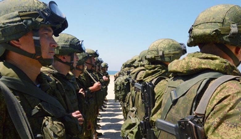 Военные Монголии и РФ начали контртеррористическую операцию на учениях