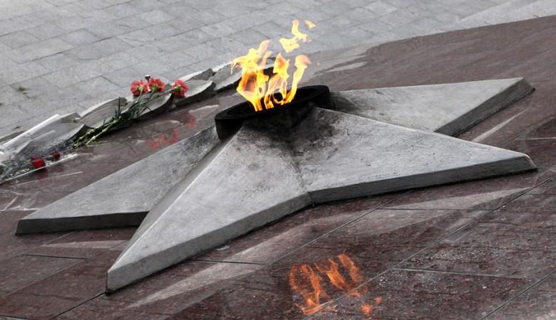 Алтайский студент, спаливший венки на Вечном огне, амнистирован