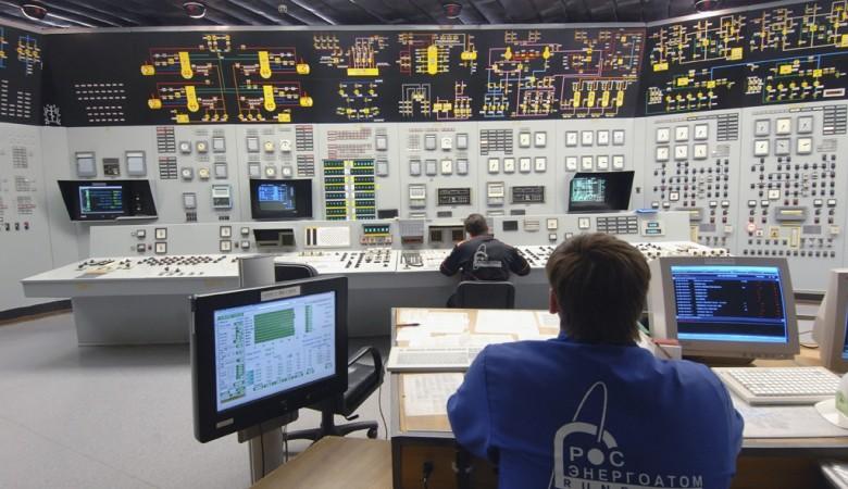 Росатом планирует в конце 2019г - начале 2020г начать строить реактор в рамках проекта