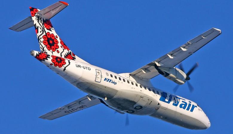UTair начала летать из Ханты-Мансийска в Омск