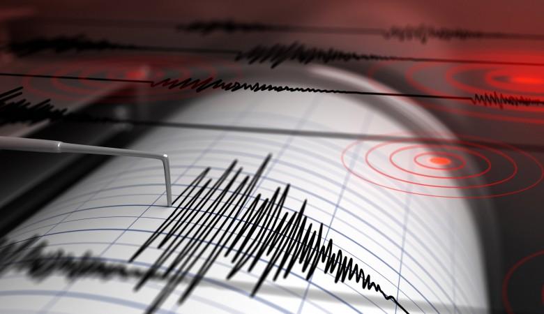 Землетрясение произошло в Горном Алтае