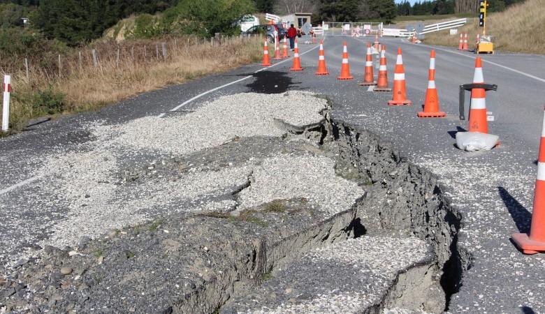 В Туве произошло землетрясение магнитудой 3,6