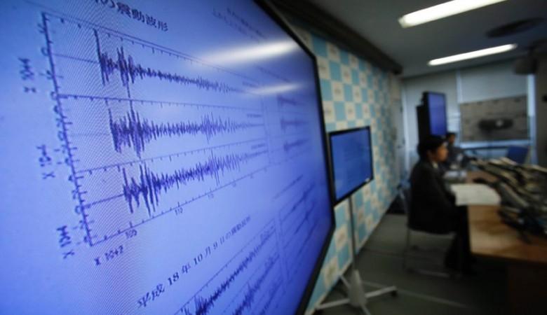 Пять землетрясений за сутки произошли рядом с Северомуйским тоннелем