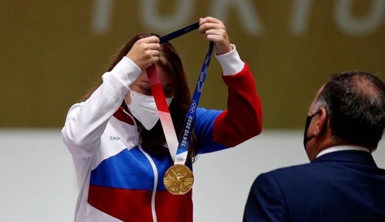 Россияне завоевали первое золото на олимпиаде в Токио