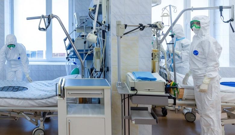 В России за сутки прибавились 13 397 случаев коронавируса