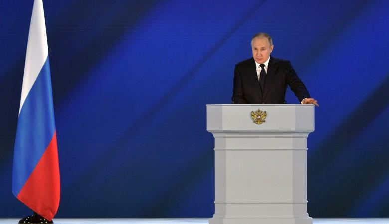 «Все границы перешли». Путин высказался о попытке госпереворота в Белоруссии