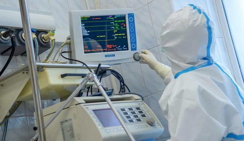В России впервые зафиксировали более 500 смертей от COVID-19 за сутки