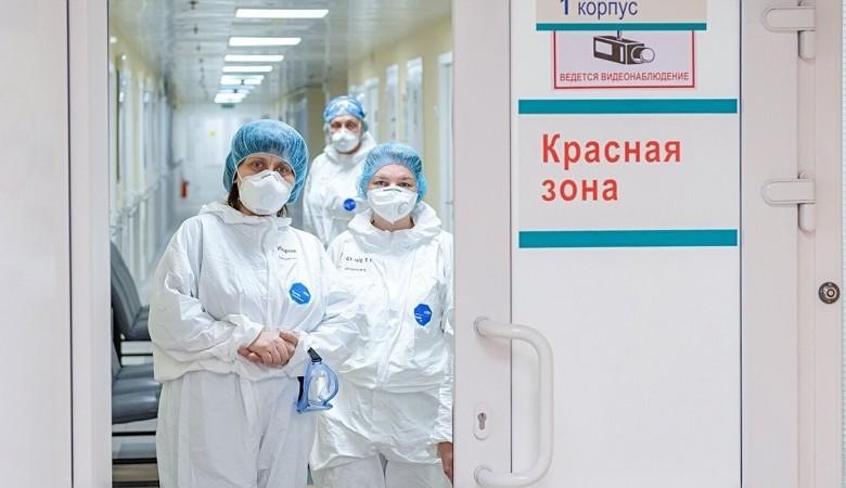 В России еще 23 032 человека заразились коронавирусом