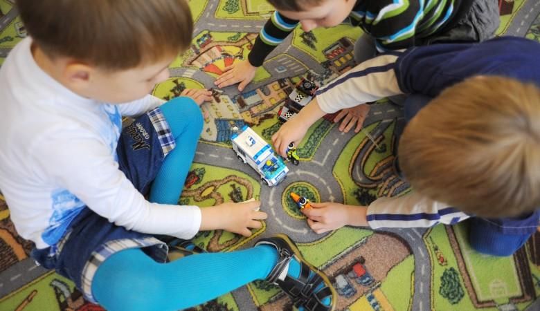 Новый детский сад в Республике Алтай построили всего за 7 месяцев