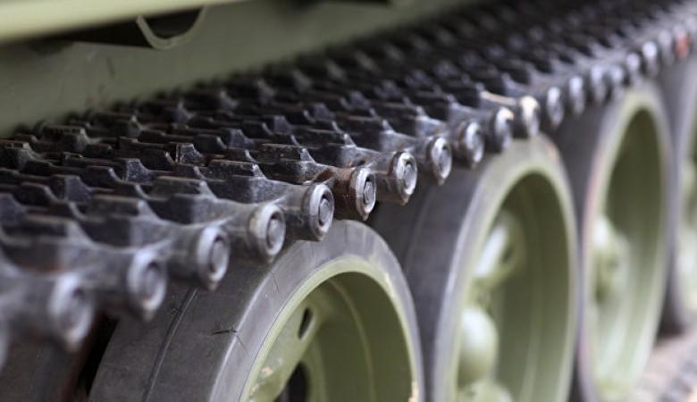 Роботизированное производство гусениц для бронетехники открылось в Омске