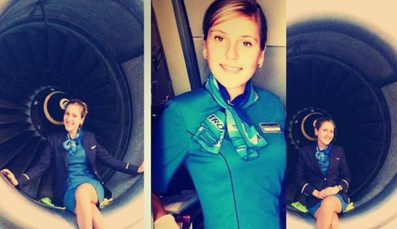 В Горно-Алтайске простились с бортпроводницей, погибшей при крушении A321
