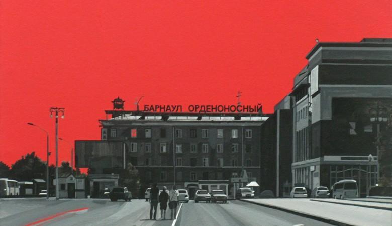 На здании барнаульской мэрии установят надпись «Барнаул орденоносный»