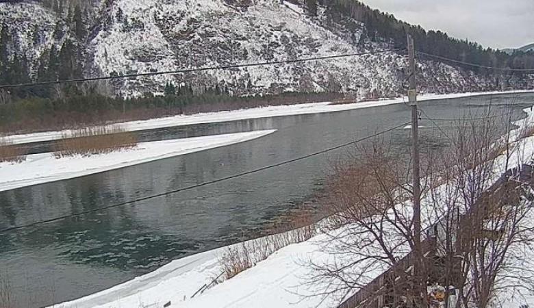 Поселок в Красноярском крае вновь оказался под угрозой затопления. Но вода уже уходит
