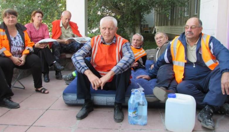 Работники «ДПМК Ачинская» отложили голодовку до 7 сентября