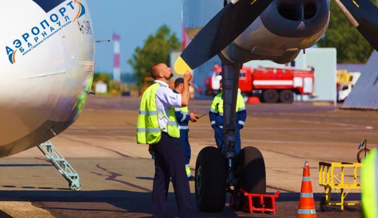 Аэропорт Барнаула намерен к 2023 году полностью отремонтировать ВПП