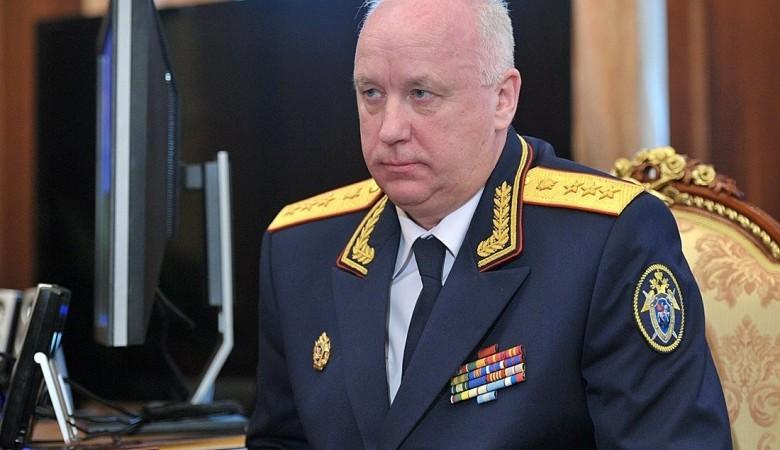 Бастрыкин заинтересовался расследованием дел о разрушении домов в Барнауле