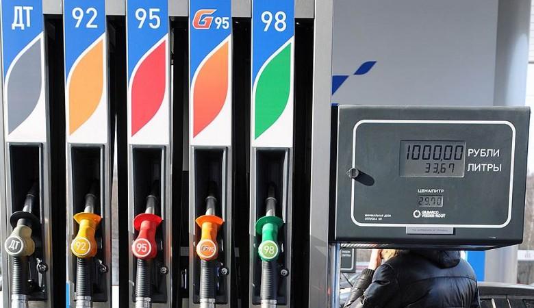 ЦБ ждет стабилизации ситуации с ценами на бензин