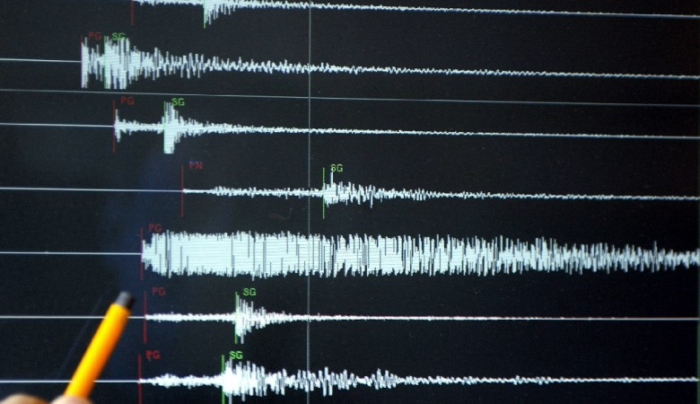 В Горном Алтае произошло новое землетрясение
