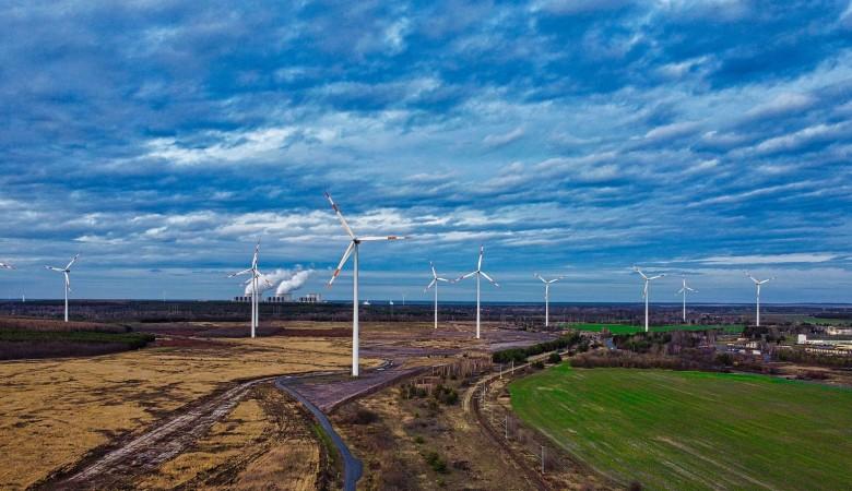 Первую ветровую станцию построят в Красноярске в 2021 году