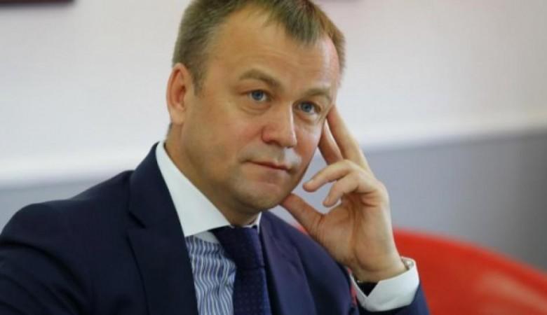 Экс-губернатор Иркутской области Ерощенко попал в ДТП