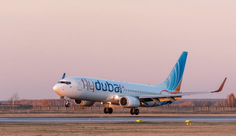 Flydubai с 28 мая начнет летать из Новосибирска в Дубай