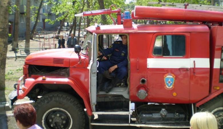 Из-за пожара в красноярской 9-этажке эвакуировали 22 человека, пострадал младенец