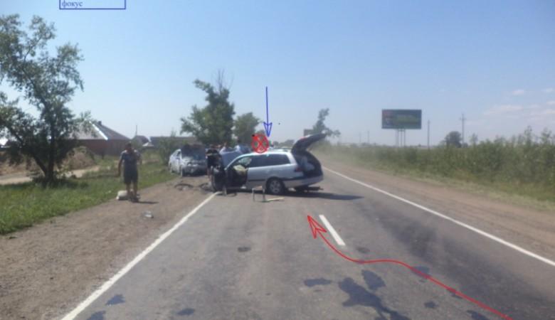 В Хакасии полицейский спас от аварии автобусы с детьми, рискуя собственной жизнью