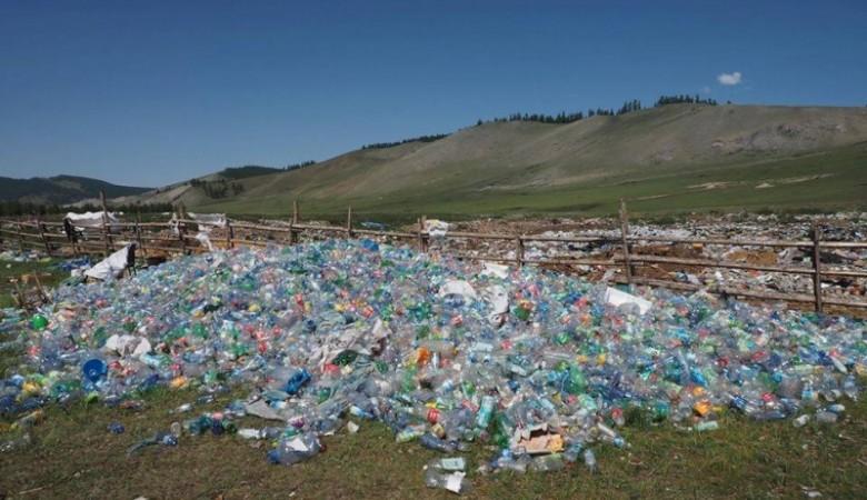 В Монголии туристы оставили на берегу Хубсугула 100 тонн мусора