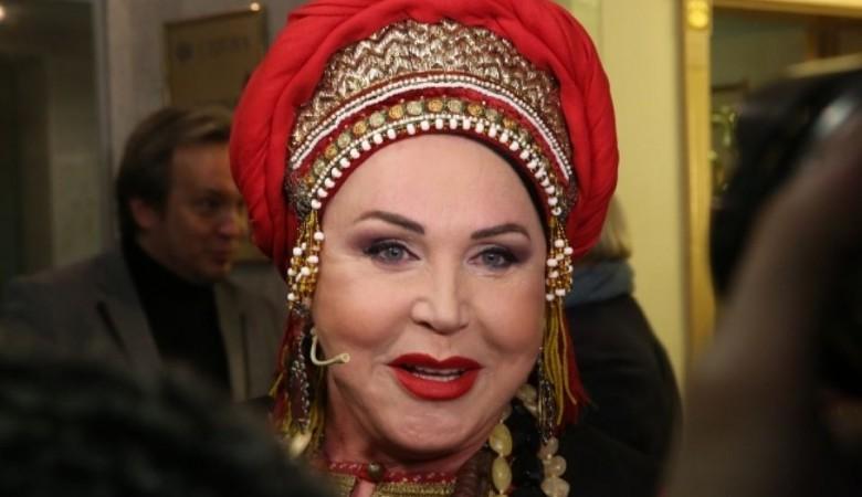 Бабкина не стала комментировать письмо омского депутата о том, что ее ансамбль устарел