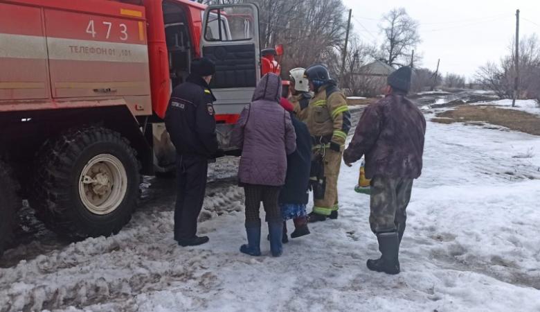 В Алтайском крае ввели режим повышенной готовности из-за паводков
