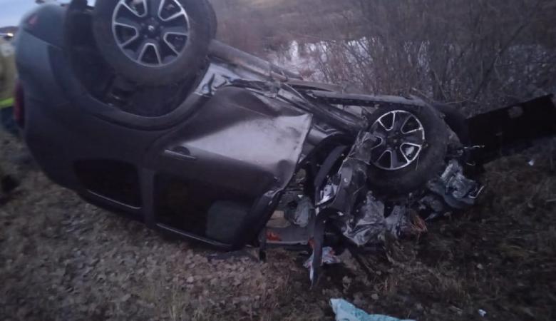 Три человека погибли в результате двух ДТП за минувшую ночь в Алтайском крае