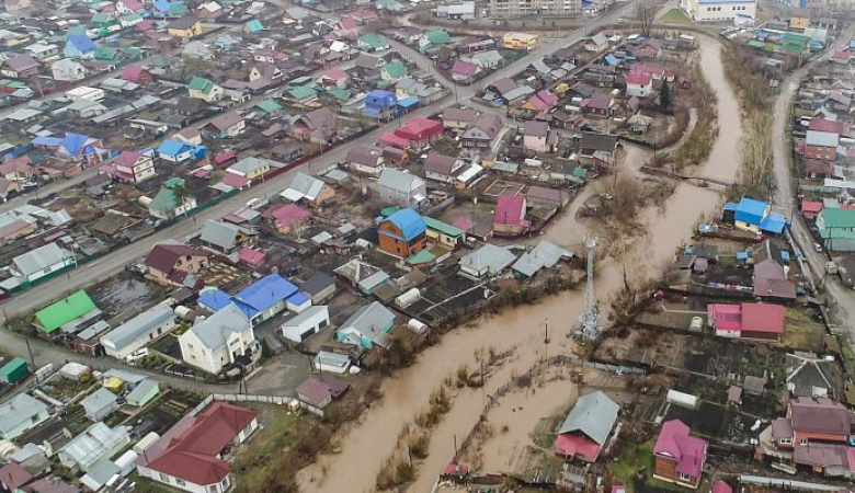 В Горно-Алтайске сняли режим ЧС из-за подтоплений