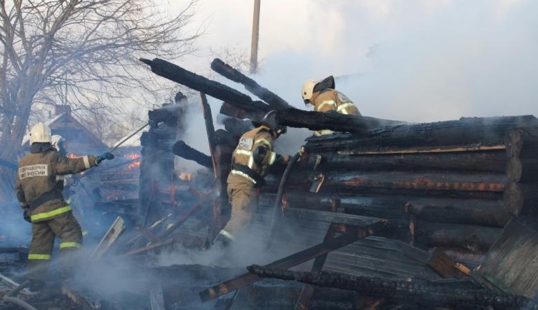 Глава СК поручил проверить действия пожарных, тушивших сгоревшую омскую деревню