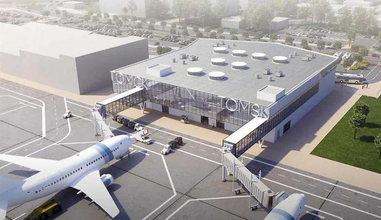 Новый аэровокзал в Томске построят к концу января 2023 года за 2,2 млрд рублей