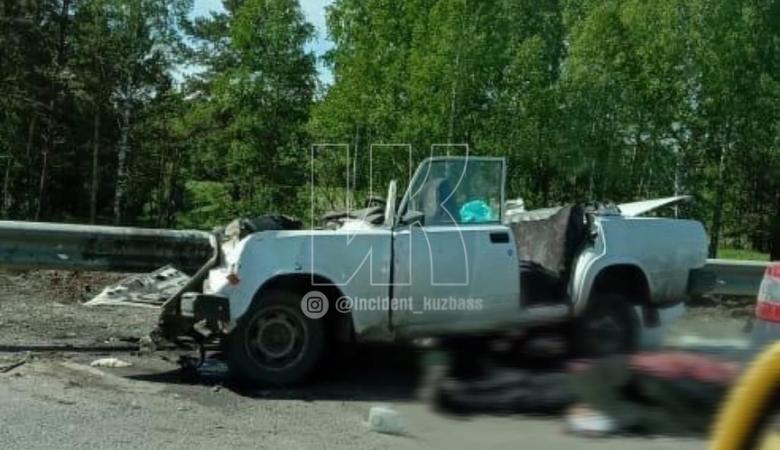 Два человека погибли в результате ДТП в Кузбассе, которое устроил пьяный водитель