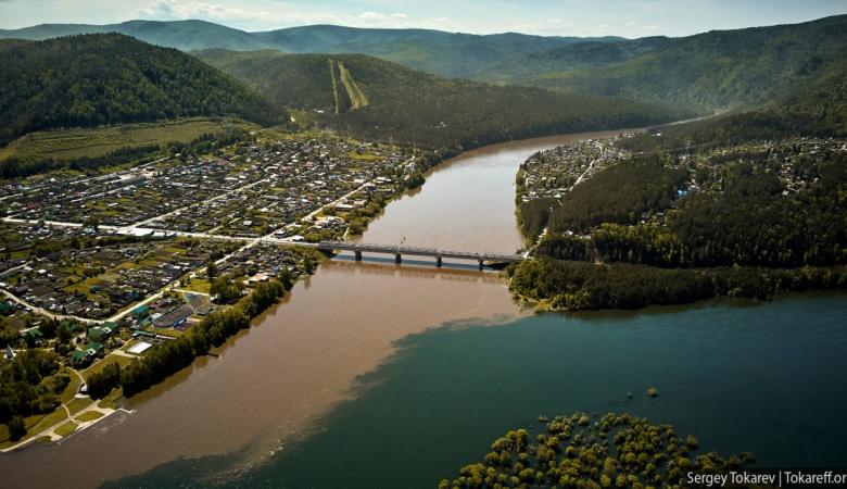 Обнаружены загрязнения в реках Красноярского края, где идет добыча золота