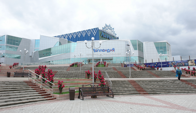 Работа крупнейшего кемеровского ТРЦ приостановлена из-за нарушений пожарной безопасности