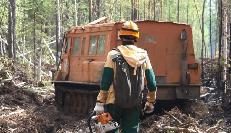 В Прибайкалье за сутки потушили три лесных пожара, однако пять еще действуют