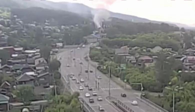 Два трупа обнаружили при тушении пожара в Красноярске