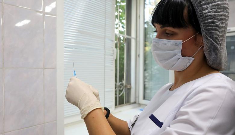Прививочные пункты Красноярья укомплектованы вакцинами после поступления очередной партии
