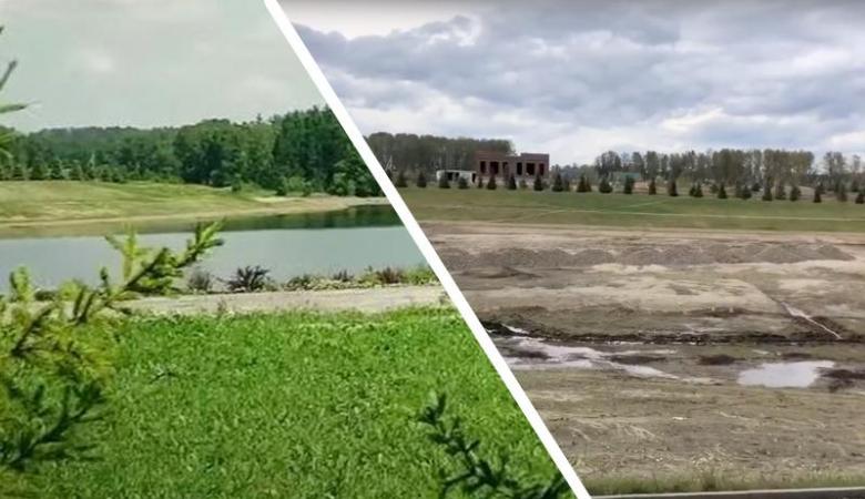 Прокуратура проверит действия депутата, осушившего пруд в Красноярском крае