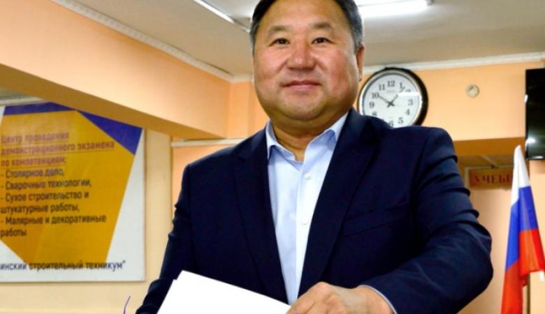 Ховалыг одержал победу на выборах главы Тувы