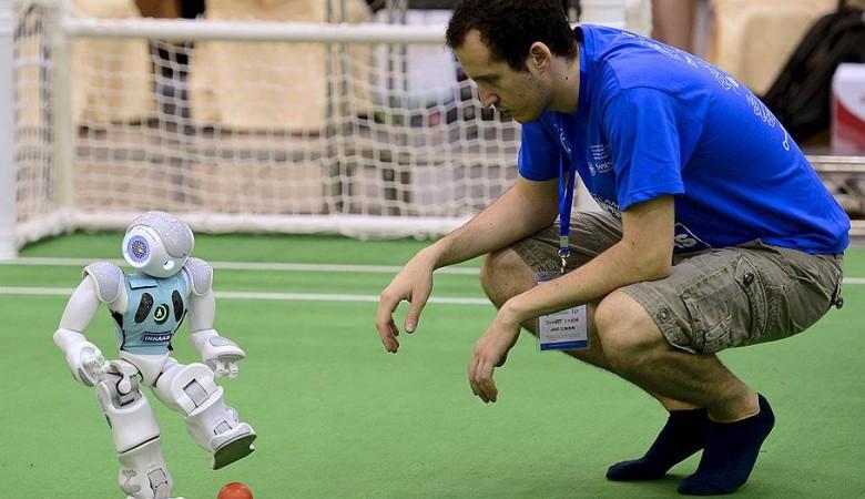 В Томской области пройдет чемпионату мира по футболу среди роботов