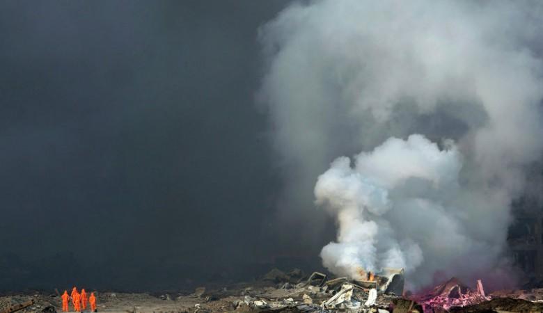 Власти Китая проверят ядерные объекты страны после взрыва в Тяньцзине