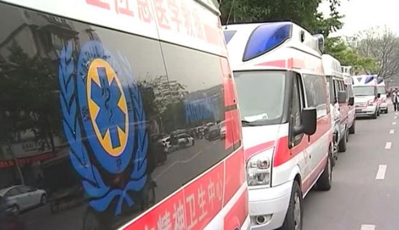 17 человек погибли и 23 получили ранения при обрушении строящегося здания в Китае