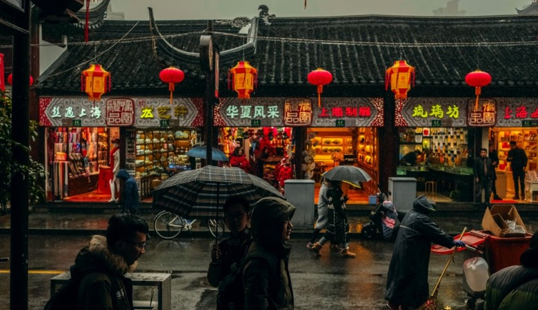 В Китае выявлен новый очаг COVID-19