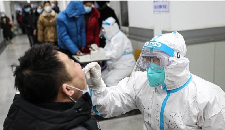 Просмотрели. В КНР въехавший из-за рубежа гражданин больше месяца распространял COVID-19